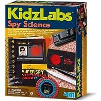 4M FSG3295 KidzLabs Spy Science