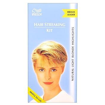 Wella Hair Streaking Kit Amazon Co Uk Beauty