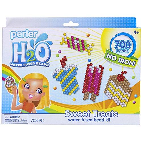 Bead Dessert - Perler H2O Sweet Treats Activity Kit