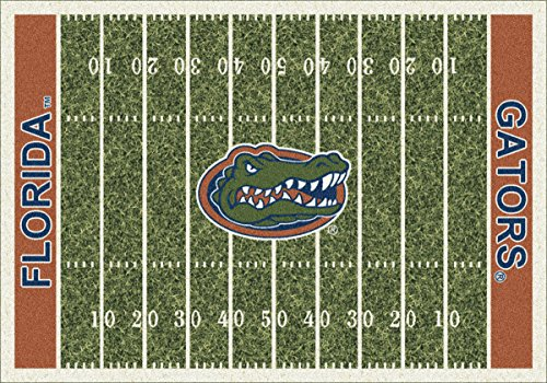 - Milliken Florida Gators NCAA Home Field Area Rug (3'10