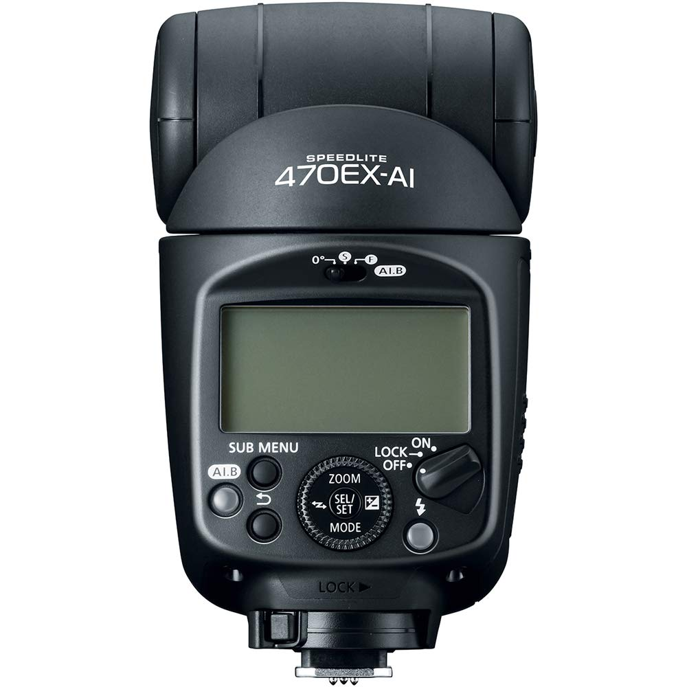New Rokinon Digital Zoom Flash for Canon with Built-in Diffuser Model D950AFZ-C