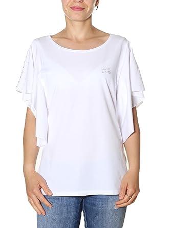 bc6b6f9fe75e8 T.Shirt Liu.Jo Sport DeboraT18116-J5406 MainApps  MainApps  Amazon ...