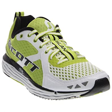 Scott T2 Palani 2.0 Running Shoe - Men's White/Green 11