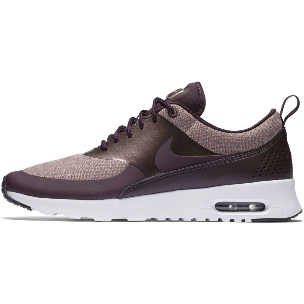Nike Air Max Thea Knit Red AA1109 600 Women' Casual Shoes