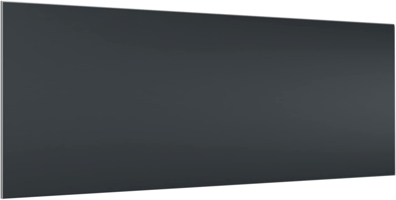 Bilderwelten Spritzschutz Glas Mondgrau Panorama Quer Hxb 40cm X 100cm Küche Haushalt