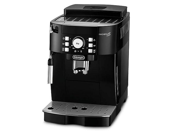 Delonghi Kaffeemaschine Mahlwerk Einstellen : Amazon.de: delonghi magnifica s ecam 21.116.b kaffeevollautomat