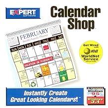 Calendar Shop By Expert Software