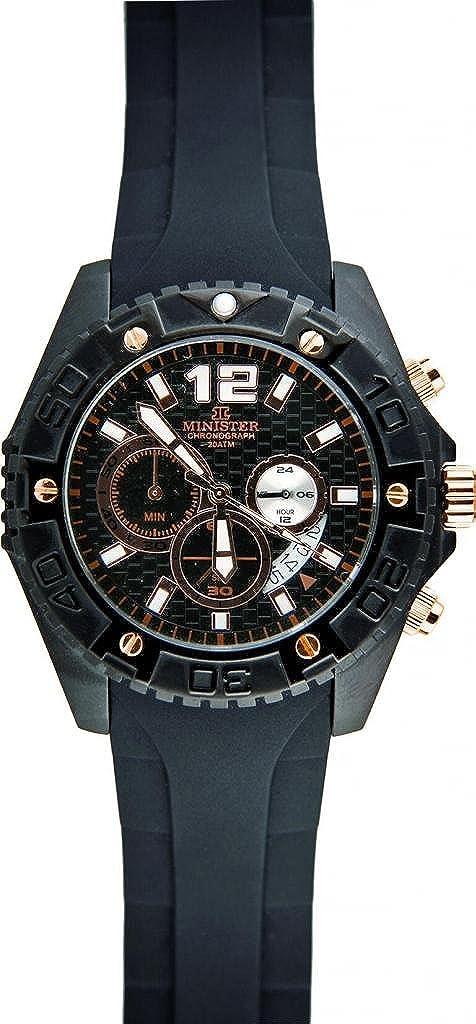 Minister Inmersion-8722 Reloj Hombre de Pulsera Inmersion-