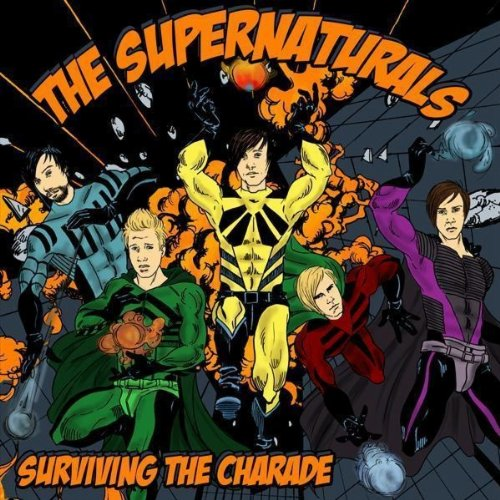 The Supernaturals Explicit Single By Surviving The Charade On