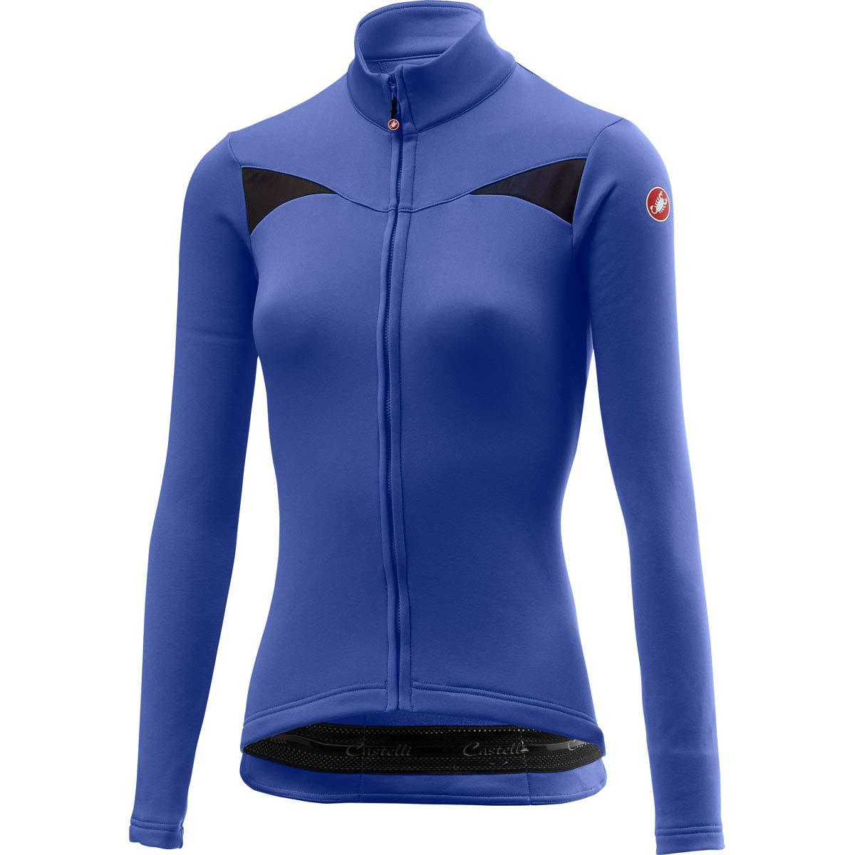 Castelli Womens Sinergia Full-Zip Jersey