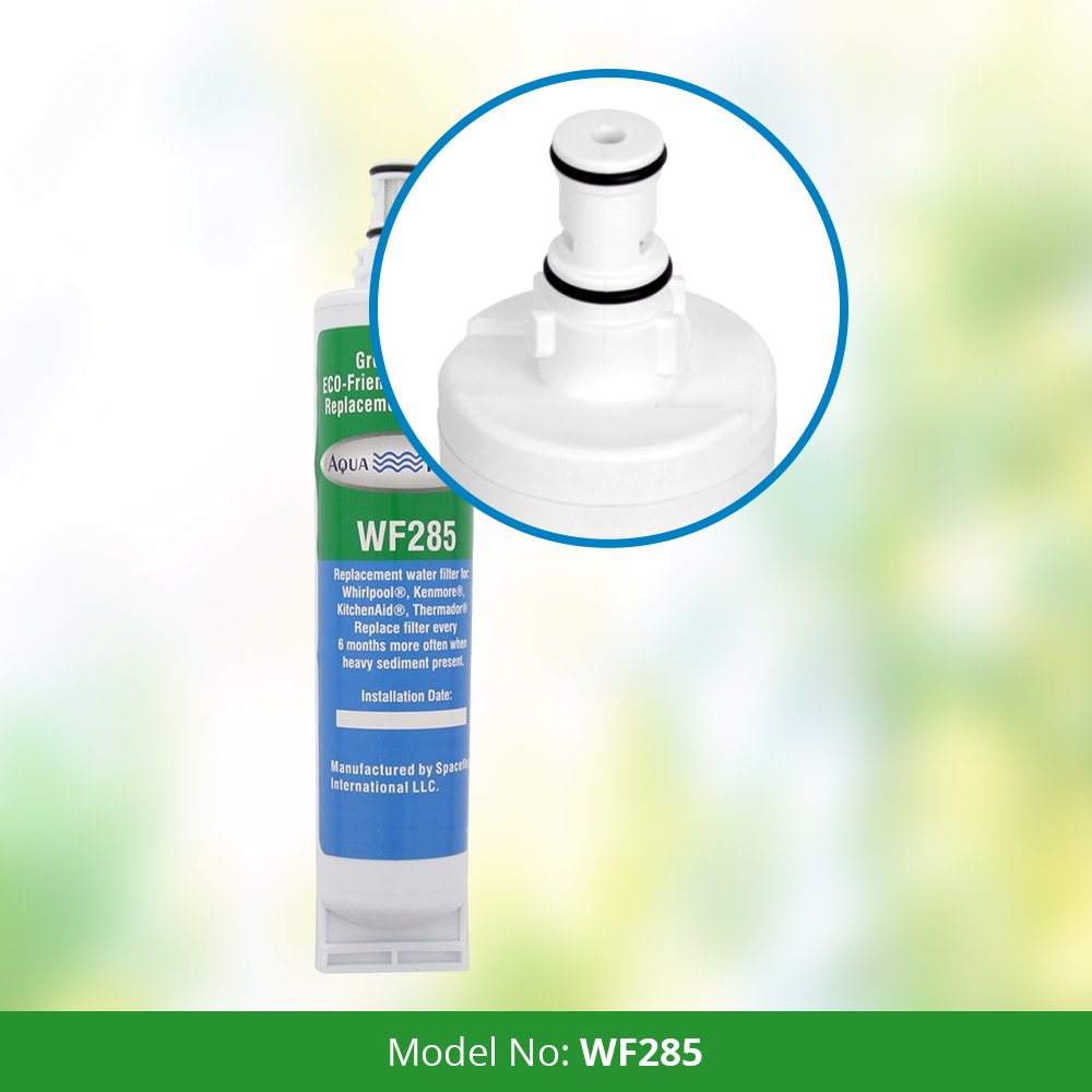 Aqua Fresh WF285 Replacement Refrigerator Water Filter for Whirlpool 4396508, EDR5RXD1, 46-9010, WSL-2 by Aqua Fresh (Image #3)