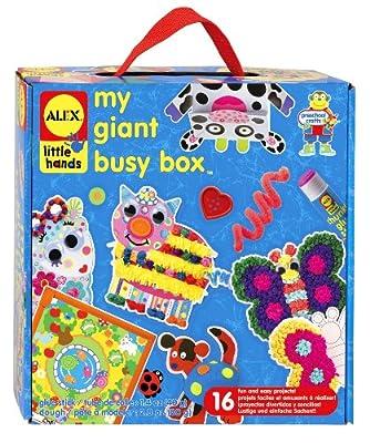 Alex Toys My Giant Busy Box by Alex