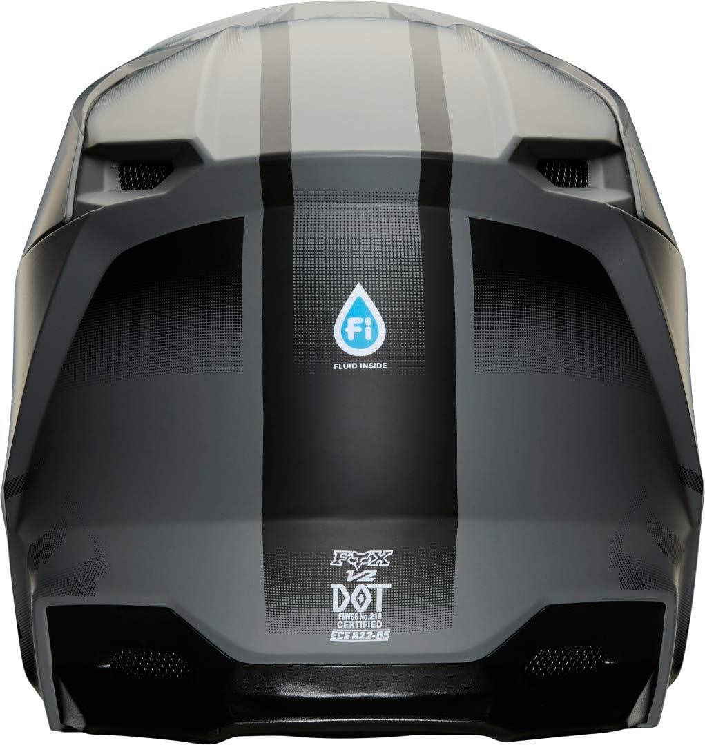 Fox V2 Vlar Helmet Ece Matte Black