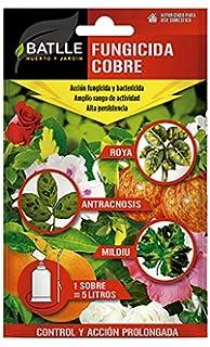 Fitosanitarios - Fungicida Cobre Sobre para 5L - Batlle