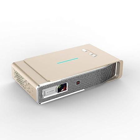 Proyector 5000 lúmenes Mini DLP Proyector 1920x1080 Soporte ...