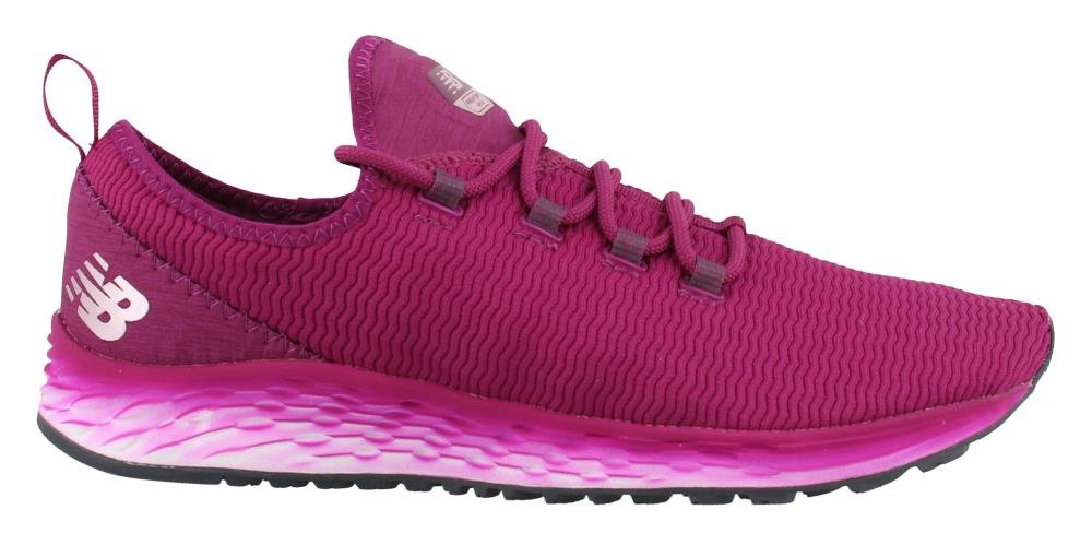 New Balance Women's Fresh Foam Arishi V1 Running Shoe B0719BR3XY 8.5 B(M) US|Mulberry