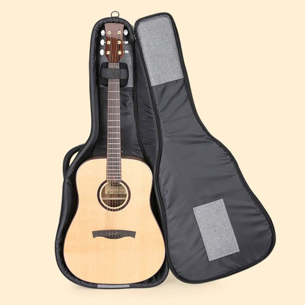 Sharplace Funda de Guitarra Acústica con Acolchado Blando Estuche ...