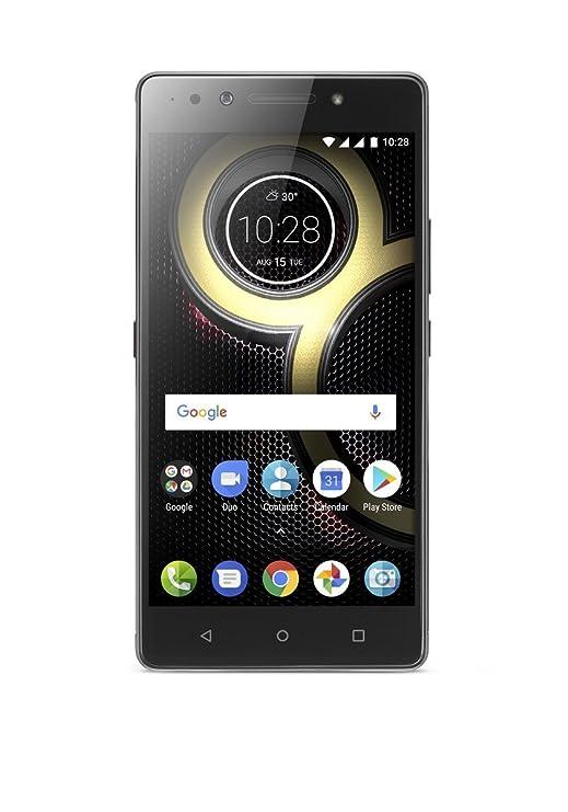 Lenovo K8 Note (Venom Black, 3GB) Smartphones at amazon