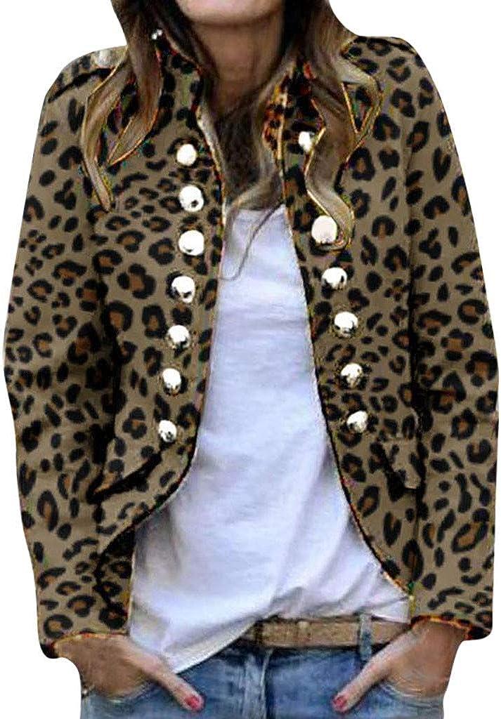 Womens Vintage Steampunk Jacket Overcoat Outwear Uniform Button Down Slim Coat