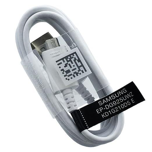 17 opinioni per Originale Samsung EP dg925uwz cavo dati micro USB Galaxy Note 4/5/S6/S6edge