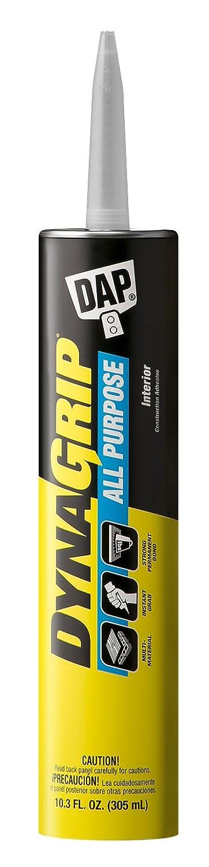 DYNAGRIP 27501 DAP 10.3 oz. All Purpose Construction Adhesive Tan