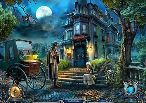 Haunted Hotel Episode 1: ECLIPSE + Episode 2: ANCIENT BANE Hidden Object PC Game DVD-ROM (Hidden Objects Computer Games)