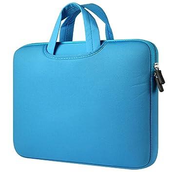 11/12 Pulgada Laptop Sleeve Funda blanda para ordenador portátil para / Ultrabooks / MacBook Air: Amazon.es: Equipaje