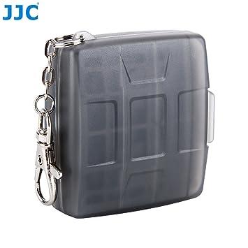 JJC MC-8 Resistente y rígido Mini Funda para Tarjeta de ...