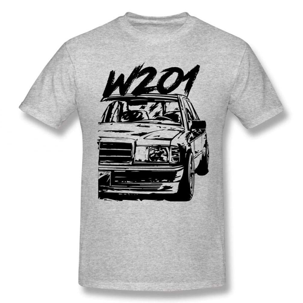 Mercedes W201 S Printing S Funny Short Sleeves Shirts