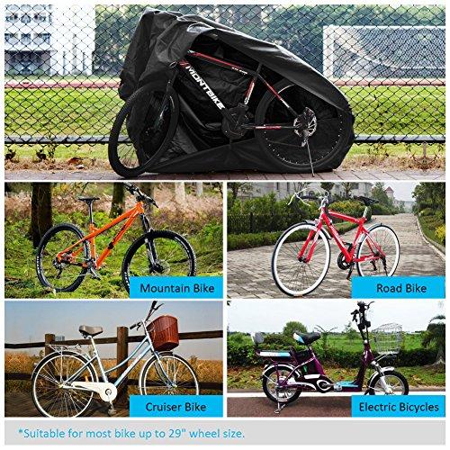 Waterproof Bicycle Cover Bike Sun Rain Dust Protector Outdoor for bikes