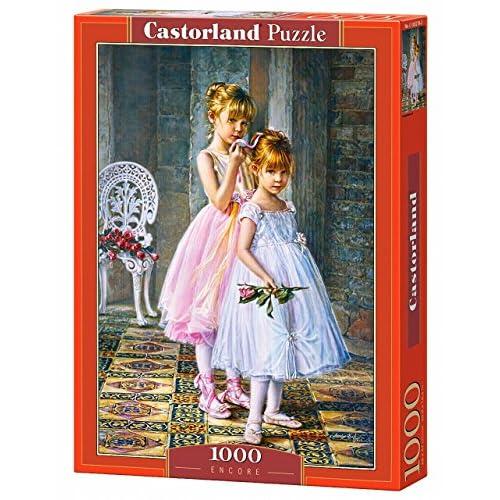"""Castorland–Puzzle–(""""encore Lot de 1000bâtonnets, multicolore)"""