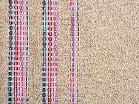 REVITEX - Toalla Rizo Telma Beige - Baño 70x140 cm - 100% Algodón - Gramaje 450 g/m²: Amazon.es: Hogar