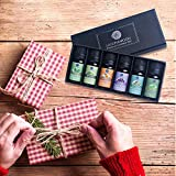 Lagunamoon Essential Oils Top 6 Gift Set  Pure