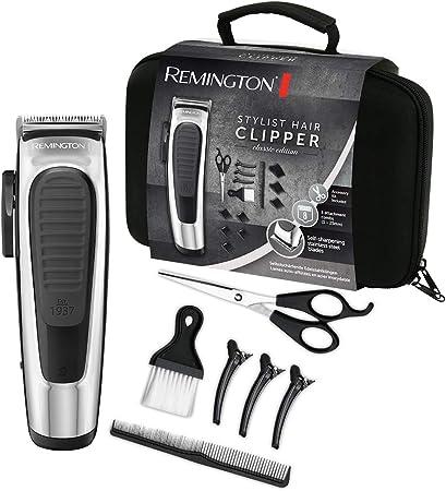 Máquina de cortar pelo con diseño actualizado de gran calidad con acabado cromado y tacto suave,Cuch