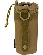 Tactical fiaschetta tascabile bottiglia di acqua idratazione case (Militae)
