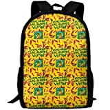 WANGZII Takis Backpack For Women Men,School Hip Hop College Backpack Lightweight Packable Travel Hiking Fashion Backpack