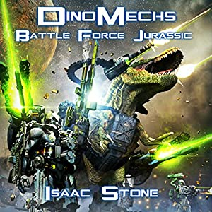 DinoMechs: Battle Force Jurassic Audiobook
