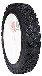 Maxpower 335070 7-Inch Plastic Wheel Diamond Tread