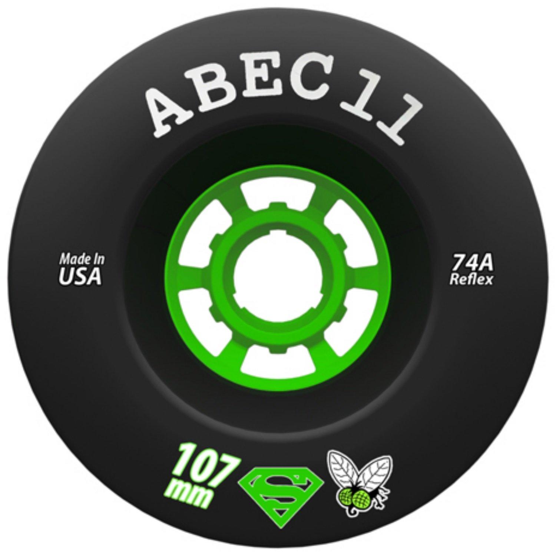 ABEC 11 Flywheel, Refly, Superfly Longboard Wheel para monopatines eléctricos, descenso y crucero Durómetros