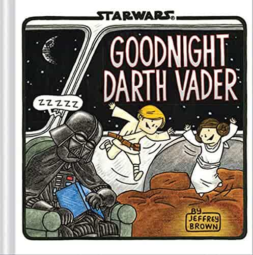 Goodnight Darth Vader (Star Wars Comics for Parents, Darth Vader Comic for Star Wars Kids)