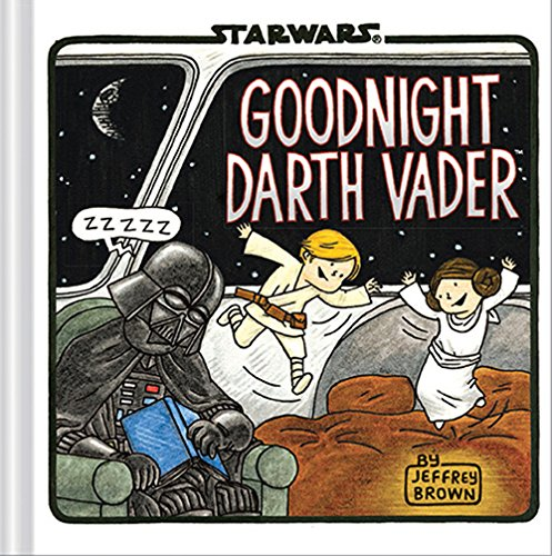 Goodnight Darth Vader (Star Wars Comics for Parents, Darth Vader Comic for Star Wars Kids)