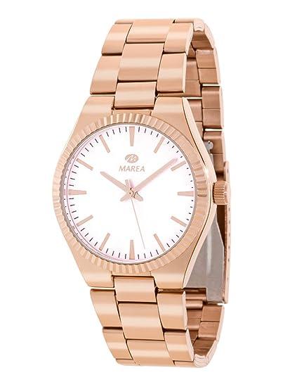 Reloj Marea Mujer B21168/9 Rosado y Blanco