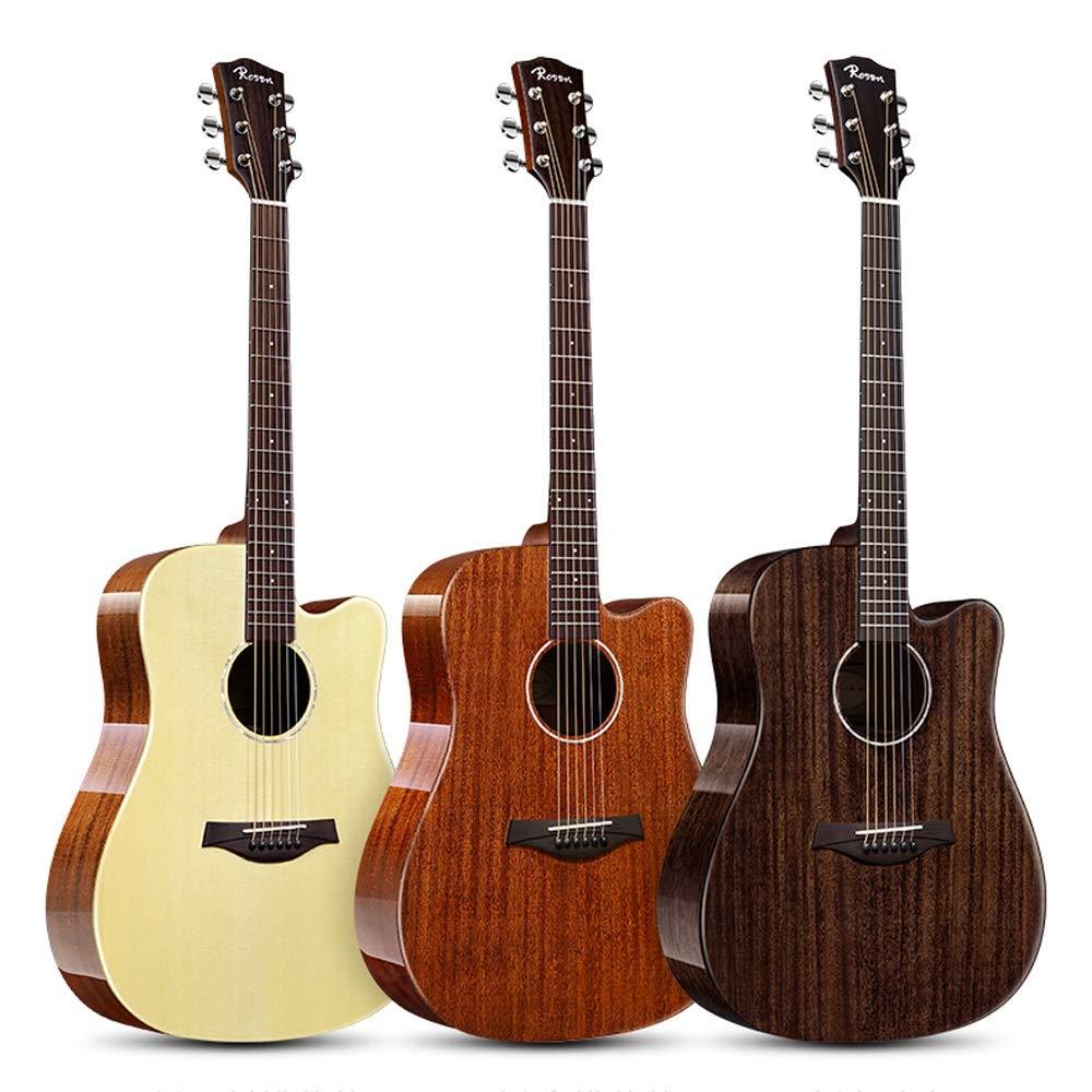 Loivrn Guitarra de abeto minimalista hermosa y duradera Multicolor ...