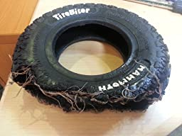Pet Supplies : Pet Chew Toys : TireBiters Large Chew Toy
