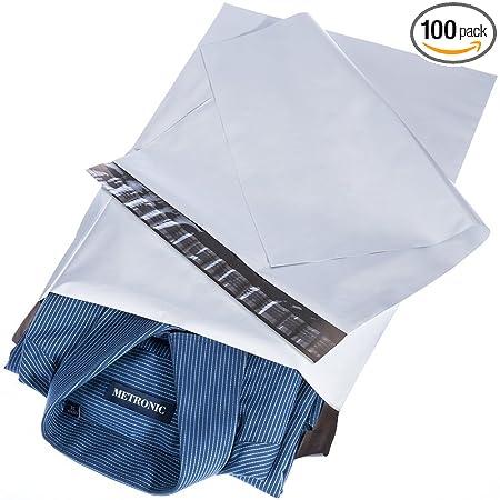 Amazon.com: Metronic - Bolsas de plástico para envíos con ...