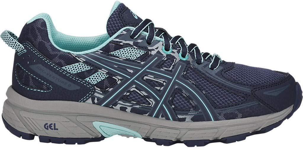 ASICS Women's Gel-Venture 6 Running-Shoes, Ink