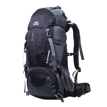 Topsky - Mochila profesional impermeable, grande, 40, 50 y 60 L, para deportes al aire libre, acampada, senderismo y montañismo: Amazon.es: Deportes y aire ...