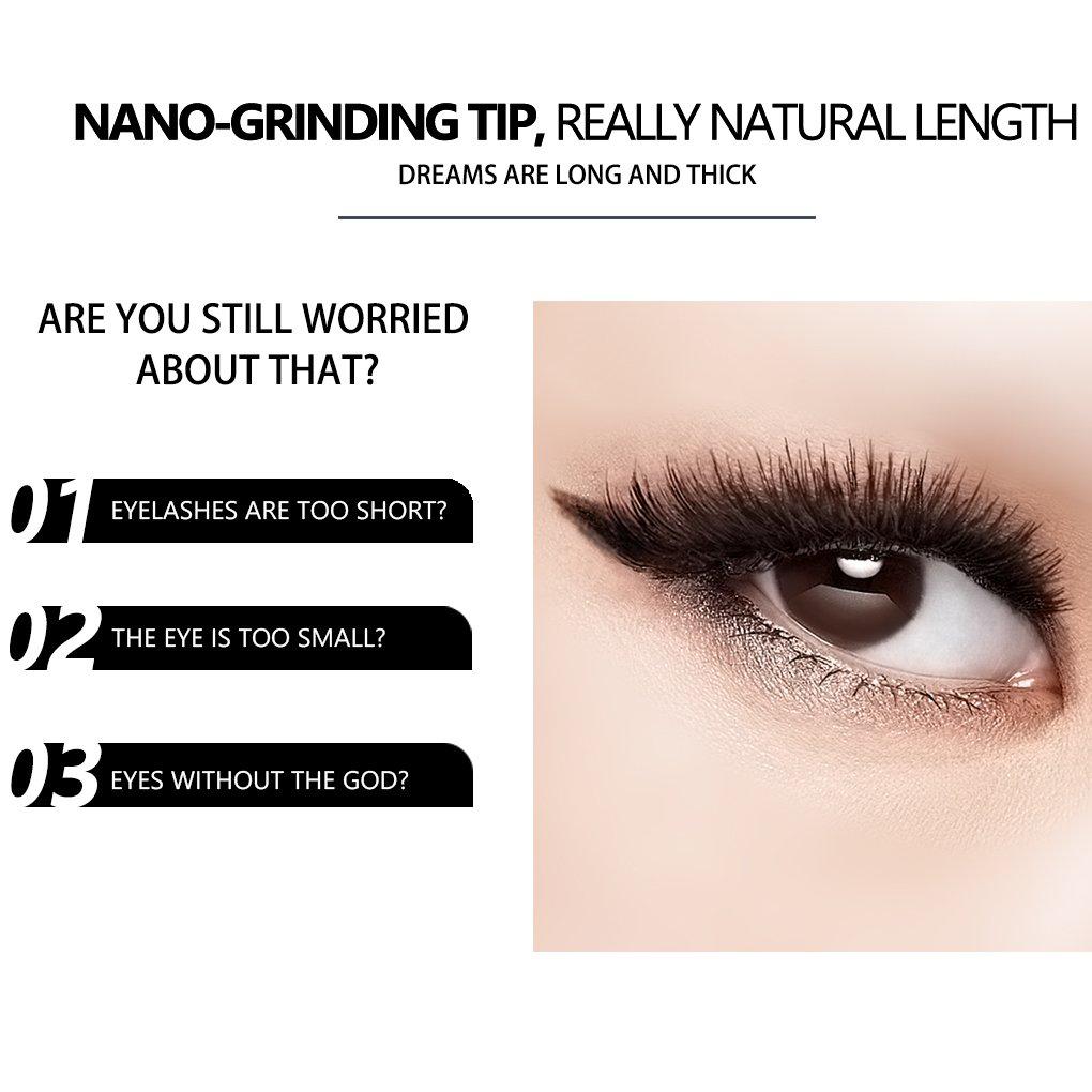 Amazon 3d Magnetic False Eyelashes Fake Lashes Extensions