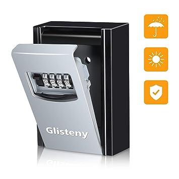 Llave Caja fuerte con combinación de 4 dígitos Número de código, llave Safe Memoria cierre