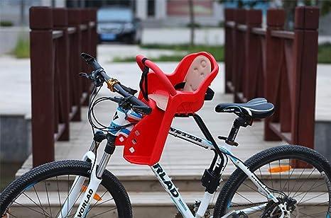 ZJDU Asiento para Niños/Bicicletas Montado En Una Bicicleta, Arnés ...